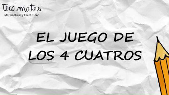 4 cuatros