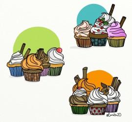 tres veces cuatro pasteles ¿o cuatro veces tres?