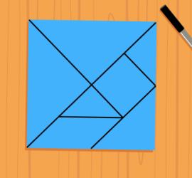 Construye tu tangram