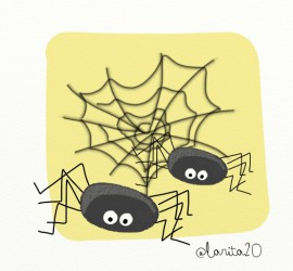 La araña tejedora