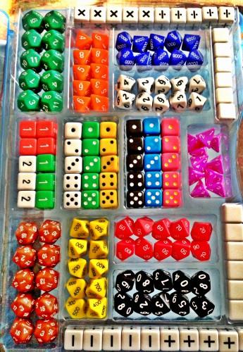 Dados En Primaria Tocamates Matematicas Y Creatividad