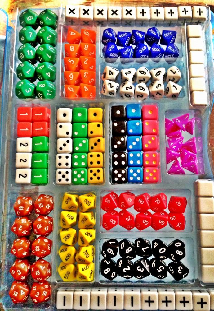 Dados en primaria. Tocamates, matemáticas y creatividad
