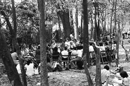 Escola d'estiu 1968 Fuente Martamata.cat