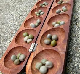 Awalé, juego de siembra