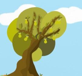 El extraño árbol