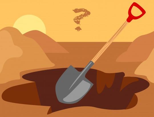 El hoyo es un hoyo muy particular