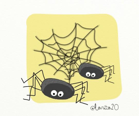 arañas (2)