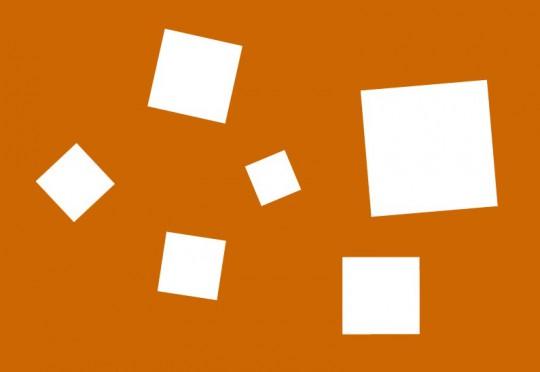 seis cuadrados