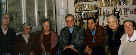 Fundadores de la Asociación de Maestros Rosa Sensat Fuente: Martamata.cat